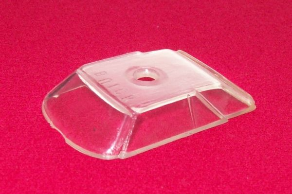 CORGI TOYS 245 - Reproduction - Buick Riviera clear plastic window unit